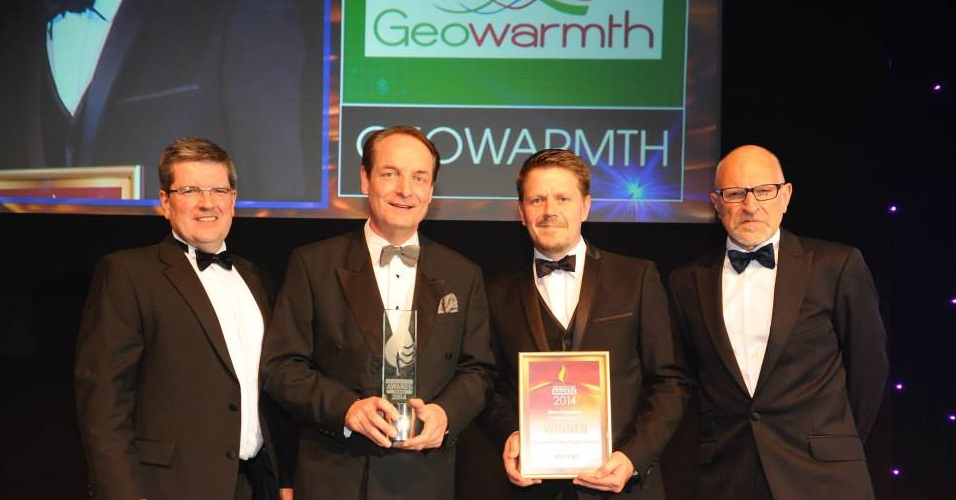 Heat Pump Awards 2014