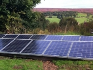 Solar Panel Installation service Yorkshire