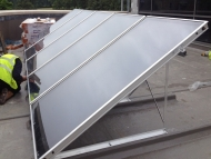 commercial solar_thermal_School_flat_plate_pic2