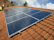 thumb solar panel domestic pv Middlesbrough Teeside North East